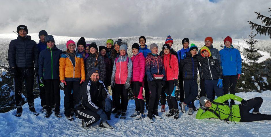 Lyžařské výcvikové kurzy 2019