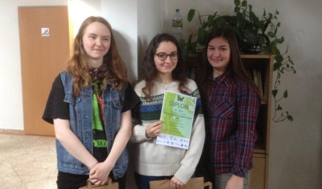 Vítězství v místním kole lesnické soutěže YPEF