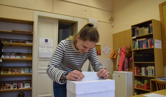 Studentské volby do Europarlamentu