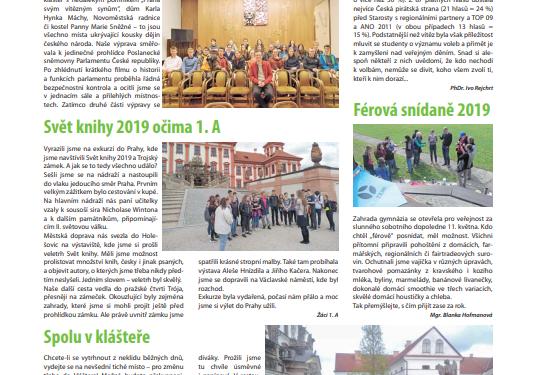 GDK v novinách