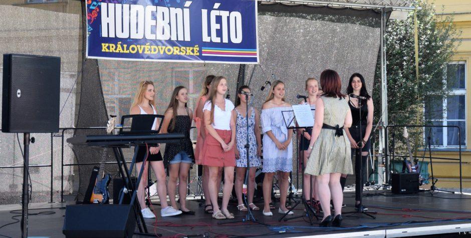 Spoluzahajujeme Královédvorské hudební léto!