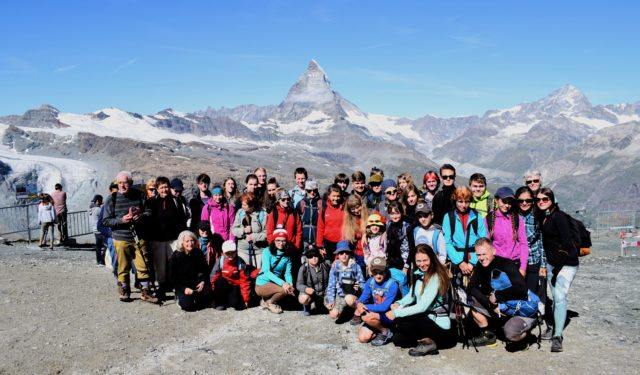 20. expedice Klubu NATURA – Švýcarsko 2019