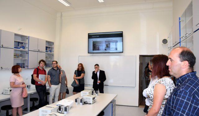 GDK vstupuje do školního roku s novými odbornými učebnami a laboratoří