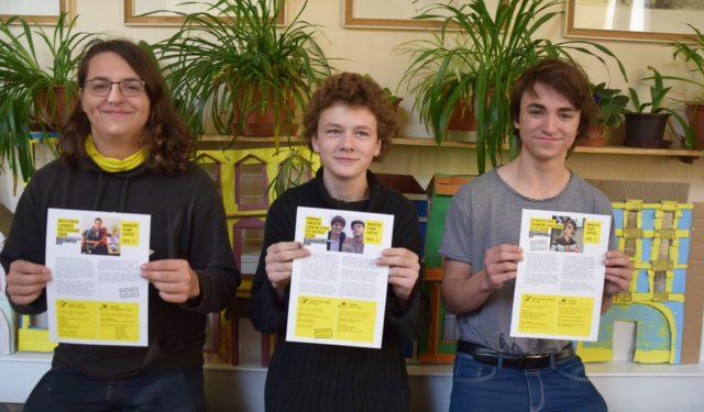 Maraton psaní dopisů Amnesty International