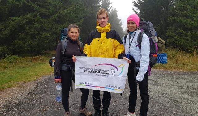 Zlatá expedice DofE – přechod Orlických hor a zkoumání místních rašelinišť