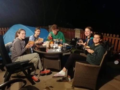 1. expedice DofE na GDK 2020