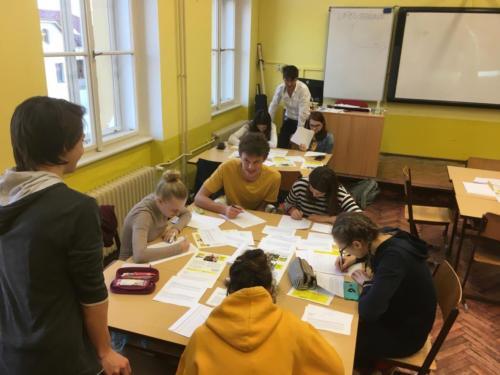 Studenti pomáhají 2 - Maraton psaní dopisů