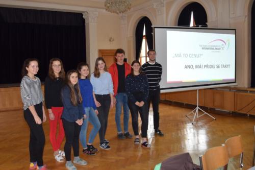 Studenti pomáhají 3 - DofE