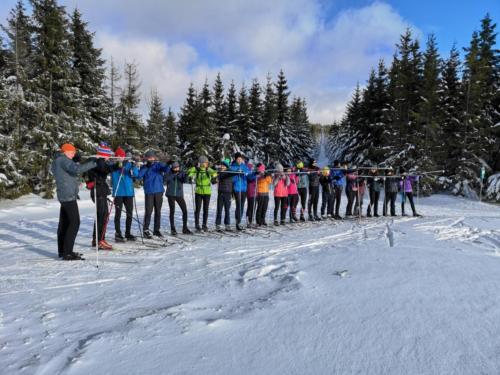 Lyžařský výcvikový kurz 2019