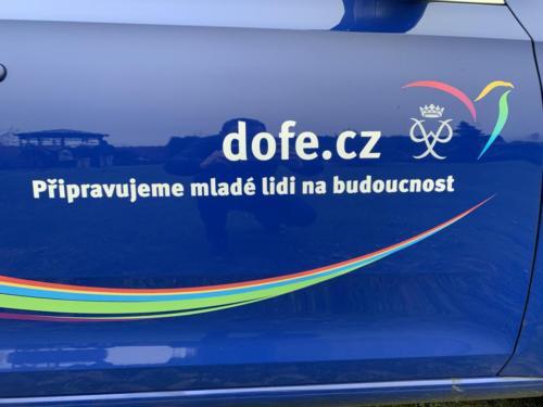 Předávání DOFE 7